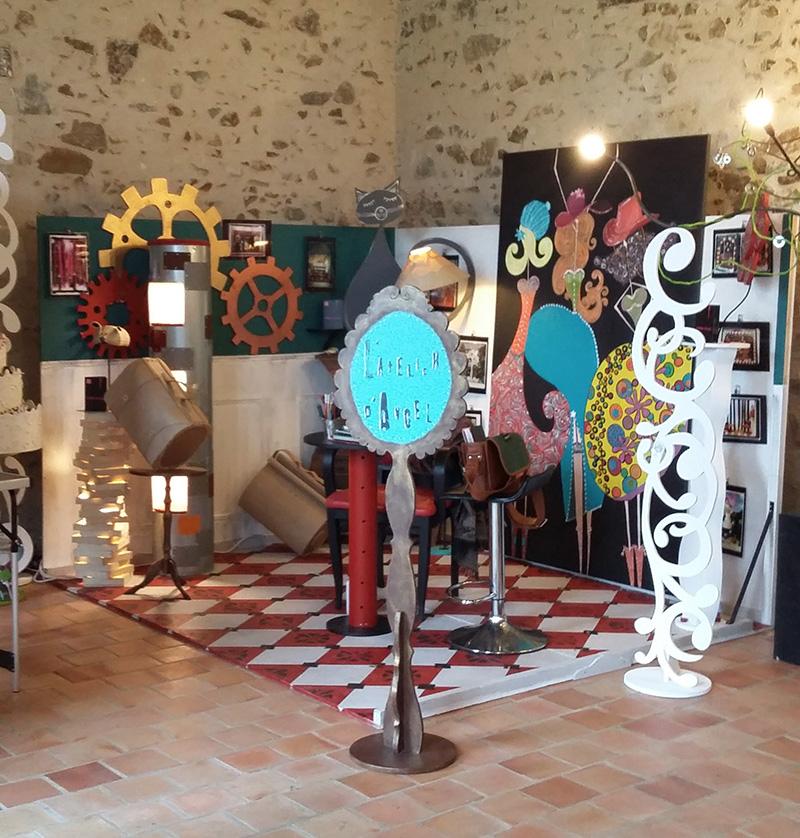 expo orangerie château de serrant