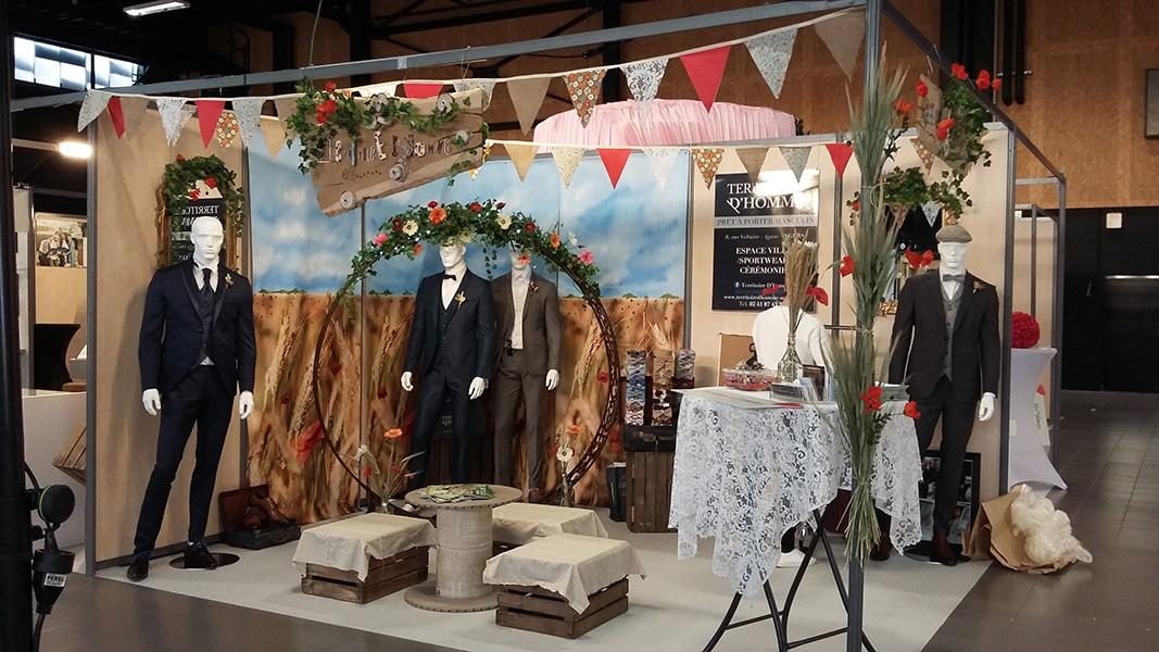 salon du mariage parc expo Angers