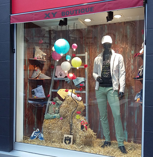XY boutique Angers