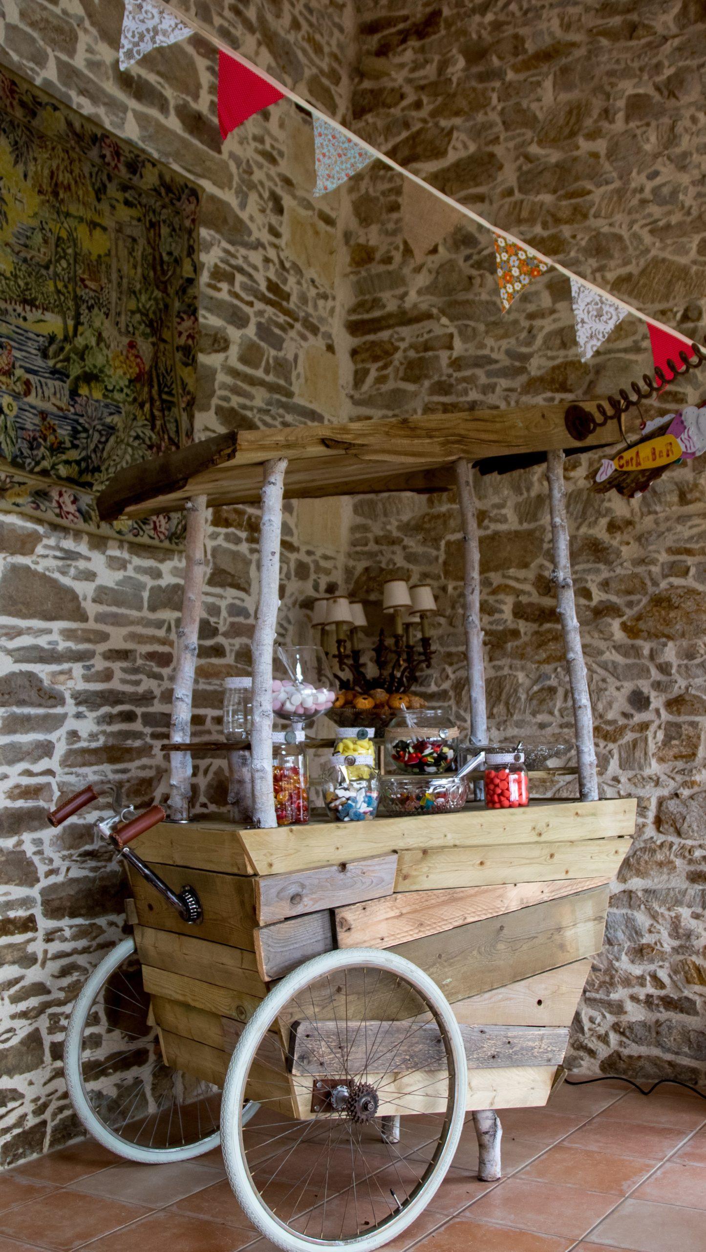 Bar à bonbons - Photo Solène Bailly
